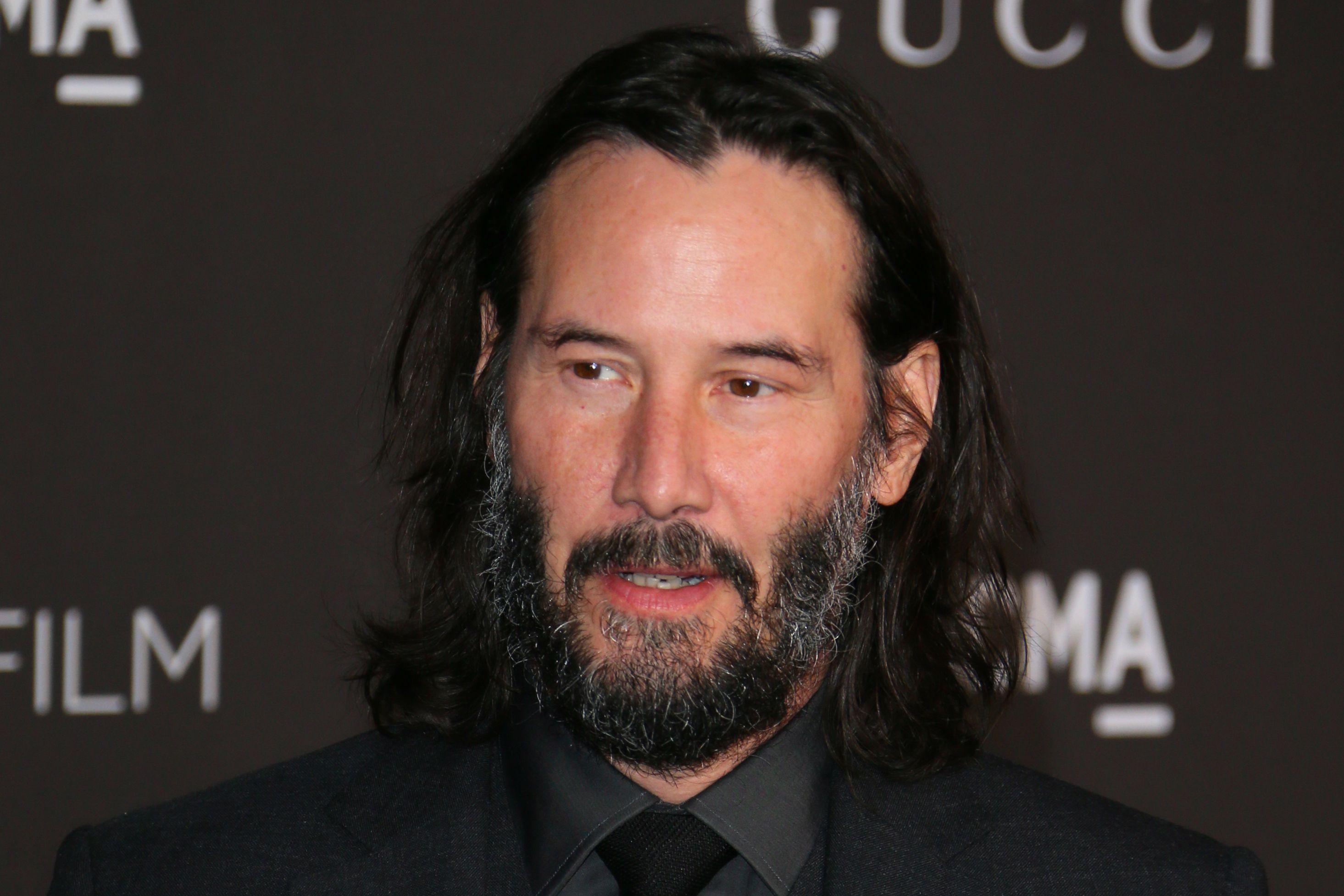 Keanu Reeves John Wick Jeremy Fry