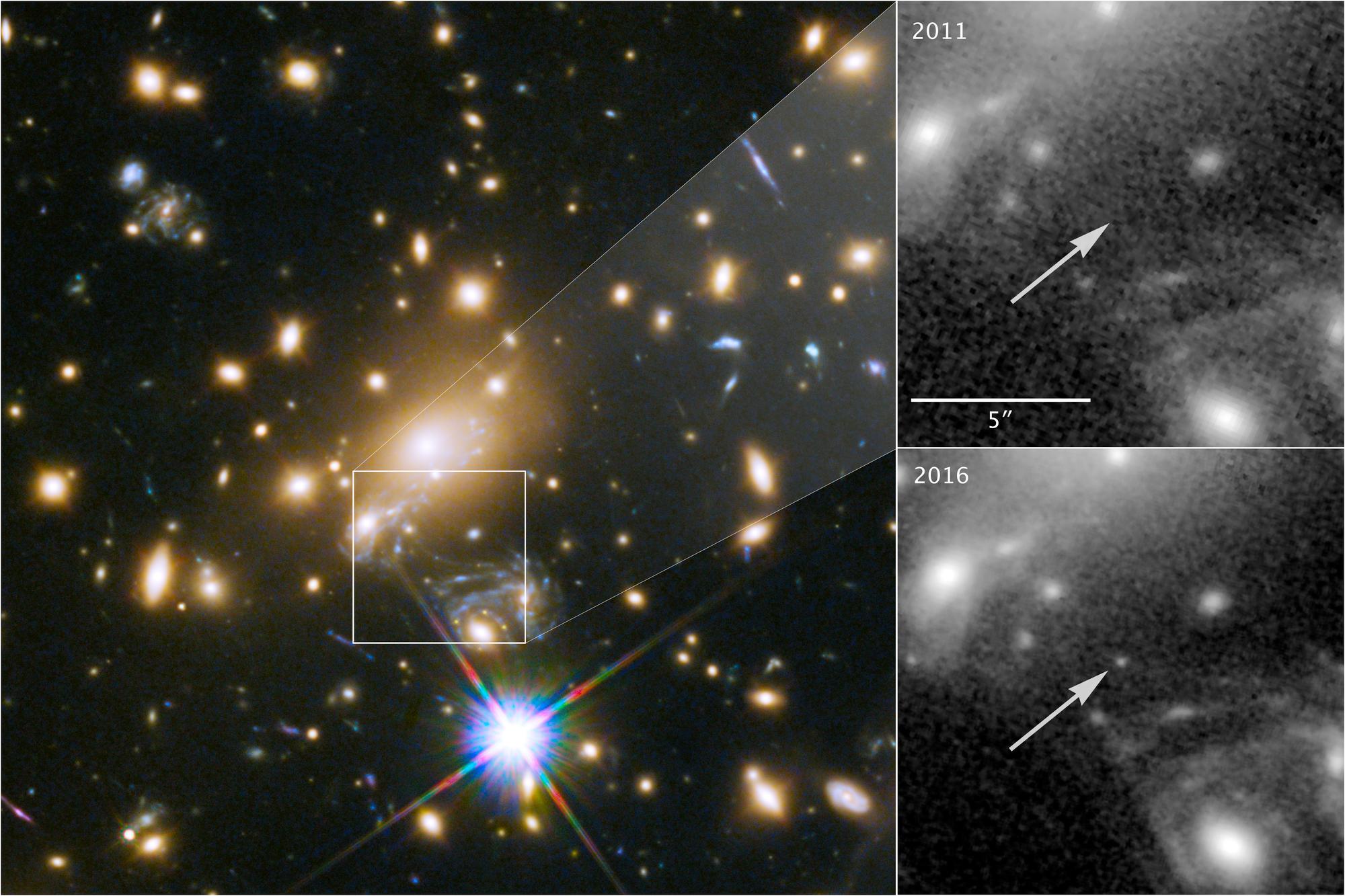 """Resultado de imagen de Hallan la galaxia más lejana -   Internet Agencia"""""""
